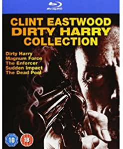 Dirty Harry Collection (5 Blu-Ray)