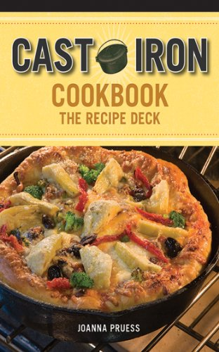 Stovetop Mitts (Cast Iron Cookbook: The Recipe Deck)