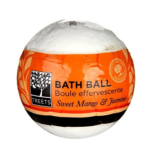 Treets Sweet Mango and Jasmine Bath Ball (Sweet Treet)