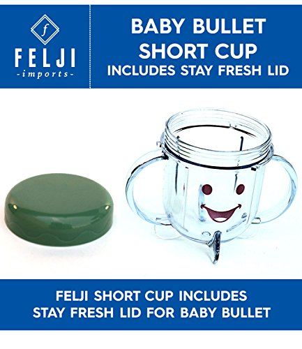 baby bullet short cup - 1