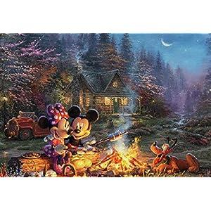 Ceaco Puzzle Disney Topolino Minnie Dancing In The Starlight 750pcs 2903 24