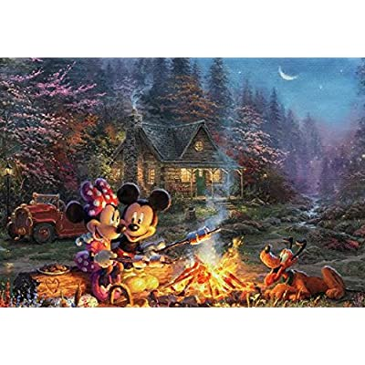 Ceaco Puzzle Disney Topolino Minnie Dancing In The Starlight 750pcs 2903 24