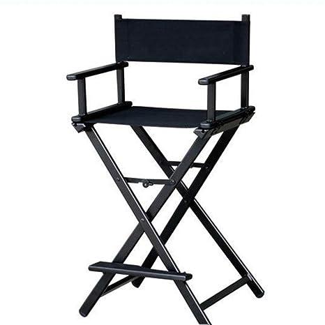 Silla plegable resistente para pies, silla telescópica de ...