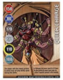 Bakugan Battle Brawlers Metal Gate Command Card - Quick Charge