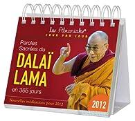 365 méditations quotidiennes du Dalai Lama pour 2012 par  Editions 365