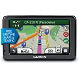 Garmin nuvi 2455LMT 4.3-Inch Portable GPS Navigator with Lifetime Map & Traffic Updates (Discontinued by Manufacturer)