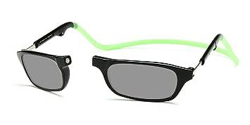 d5446dd7d5 CliC Compact Flexible Headband Folding Magnetic Connection Reading  Sunglasses