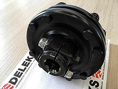 Embrague F1, homologado, diámetro 18, NM 900, limitador para cardán, Tractor: Amazon.es: Jardín