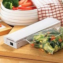 Vacuum Heat Sealer Sealing Seal Stay Fresh Freezer Food Storage Bag Lunch Kit Vacuum Food Sealer