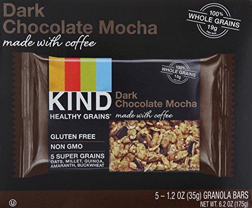 Kinder Chocolate Chips - Kind Bar Hg Dark Chocolate Mocha, 6.2 oz