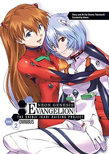 Neon Genesis Evangelion: The Shinji Ikari Raising Project Omnibus Volume (Neon Witch)