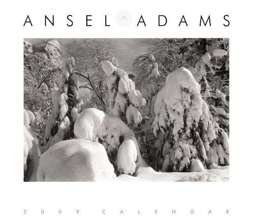 ansel adams 2008 engagement calendar