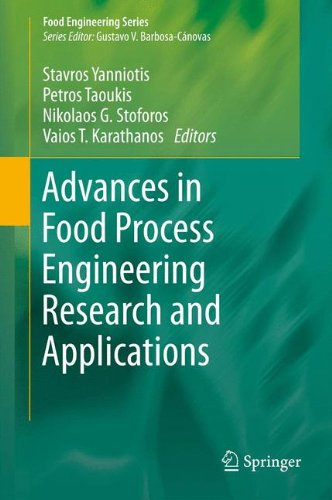 Advances in Food Process Engineering Research and Applications (Food Engineering Series)