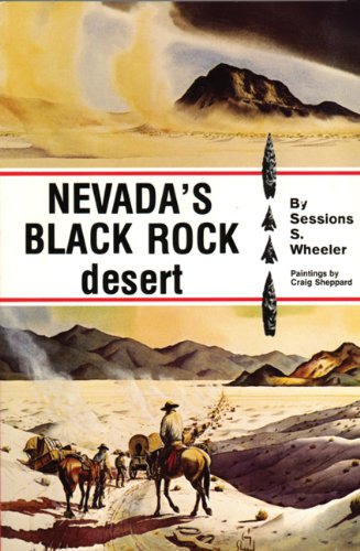 Desert Rock - Nevada's Black Rock Desert
