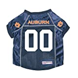 Auburn Tigers Premium NCAA Pet Dog Jersey w/ Name Tag XL