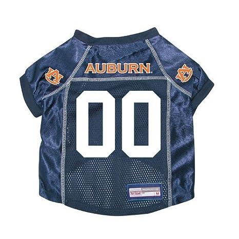 Amazon.com   Auburn Tigers Premium NCAA Pet Dog Jersey w  Name Tag LARGE    Sports   Outdoors f5bf995a1