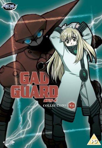 Gad Guard - Vol. 4 [Import anglais]