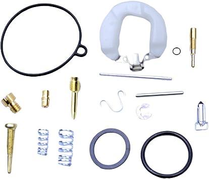 PZ19 Carb Carburetor Rebuild Repair Kit 19mm 50cc 70cc 110cc Dirt Bike ATV Quad