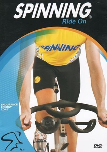 Spinning Ride On - Endurance Energy Zone DVD Doug Katona - Region ...