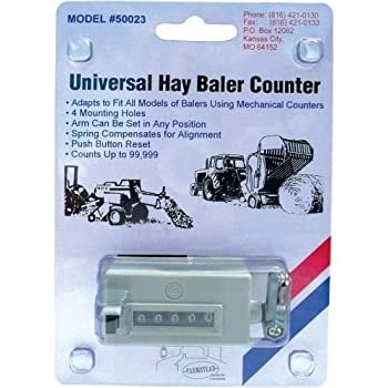 727234 New Bale Counter made to fit Popular Baler Models