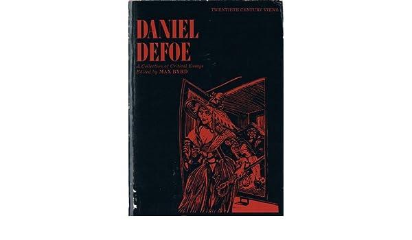daniel defoe a collection of critical essays