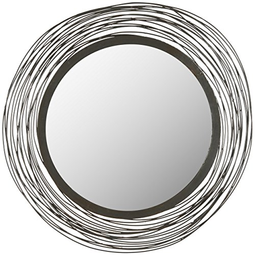 Safavieh Home Collection Wired Mirror, Natural