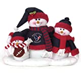 Houston Texans Table Top Snow Family
