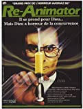 Re-Animator Movie Poster (27 x 40 Inches - 69cm x 102cm) (1985) French -(Jeffrey Combs)(Bruce Abbott)(Barbara Crampton)(David Gale)(Robert Sampson)(Gerry Black)