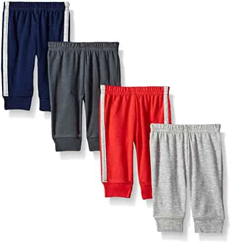 Simple Joys by Carter's Baby Boys' 4-Pack Pant