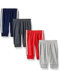 Simple Joys by Carter's Baby Boys 4-Pack Pant