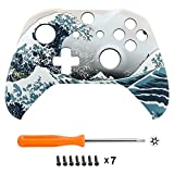 eXtremeRate The Great Wave Patterned Faceplate