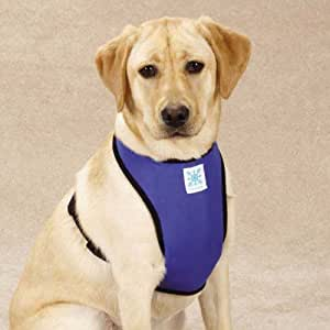 Guardian Gear Cool Pup Dog Cooling Harness, Large