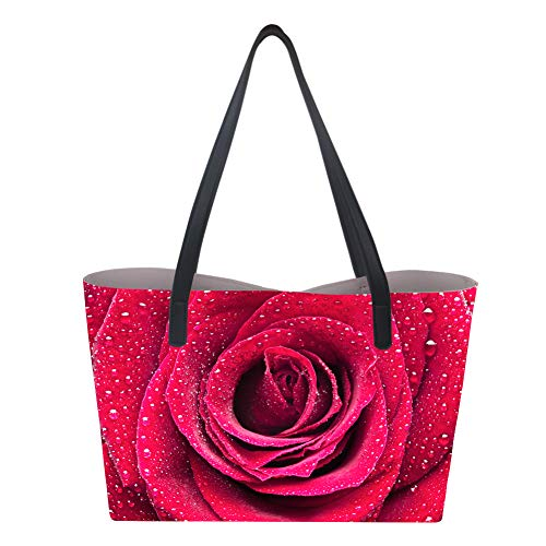 Showudesigns, Borsa a mano donna Large Flower 4