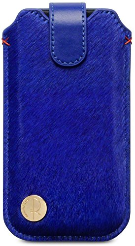 Blue Rosie Fortescue iPhone 5/5S Pouch