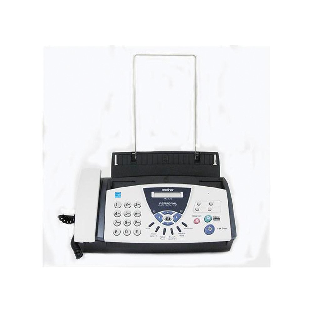 Brother Fax Machine FAX-575 LC01Y Computer Peripherals