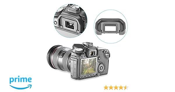 Neewer OCULAR-Cámara Ocular para Canon EOS 10D, EOS 20D, EOS 30D ...