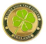 Collectors Edition Lucky Four Leaf Clove