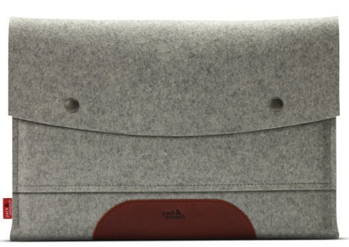 "Pack & Smooch MacBook Pro 13"" Retina Case Sleeve - 100 % Mer"