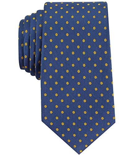 Nautica Men's Mast Dot Tie, Yellow, One - Tie Nautica Mens