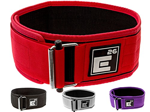 """Self-Locking Weight Lifting Belt 