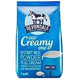 Devondale 德运 高钙速溶全脂进口儿童成人奶粉 1kg (1袋)