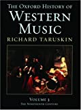 The Oxford History of Western Music, Richard Taruskin, 0195222725