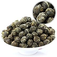 GOARTEA 250g (8.8 Oz) Organic Premium Jasmine Dragon Pearl Ball Loose Leaf Chinese Green TEA ON SALE