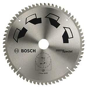 Bosch 2 609 256 895 - Hoja de sierra circular SPECIAL