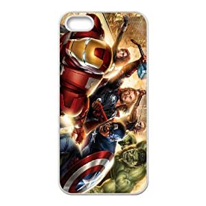 iPhone 5,5S Phone Case The Avengers SH08983