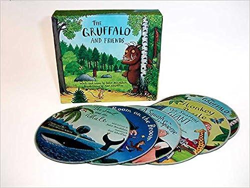 The Gruffalo and Friends CD Box Set: Amazon.es: Donaldson, Julia, Scheffler, Axel: Libros en idiomas extranjeros