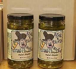 Sweet Hotties Candied Jalapenos (2 Jars)