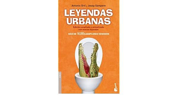 Leyendas urbanas (Booket Logista): Amazon.es: Sampere Marti, Josep, Orti Aparisi, Antoni: Libros