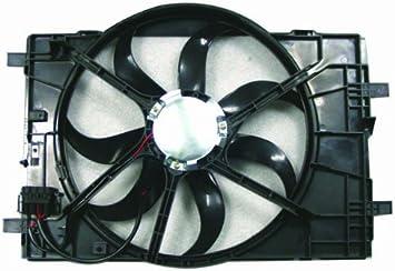Depo 330-55049-000 Dual Fan Assembly