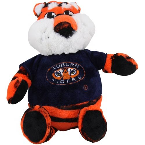 Auburn Toss Pillow (NCAA Auburn Tigers Reverse-A-Pal Toy)